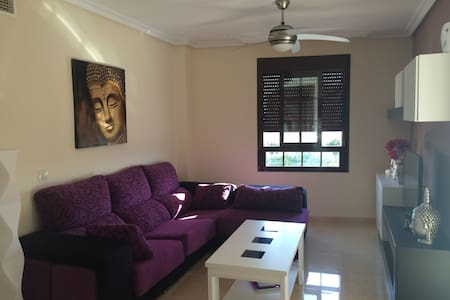 Famosa zona Aguadulce apart. de 2 d - Roquetas de Mar - Apartment