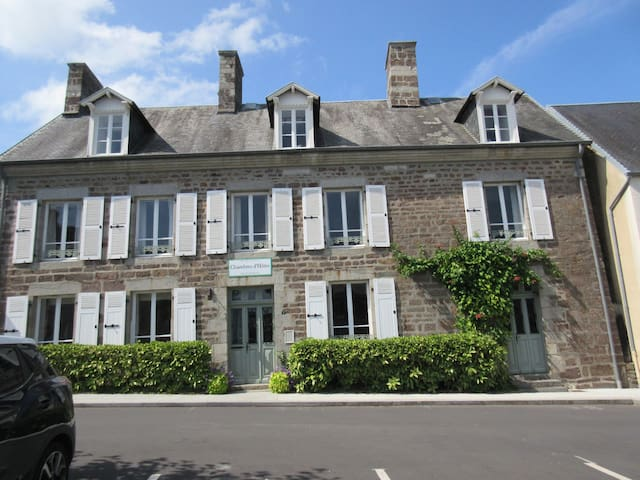 Maison Quesnel  - a beautiful 16th C. town house