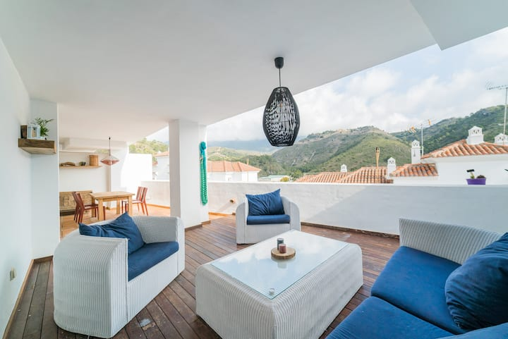 Apartamento con vistas en Benahavís