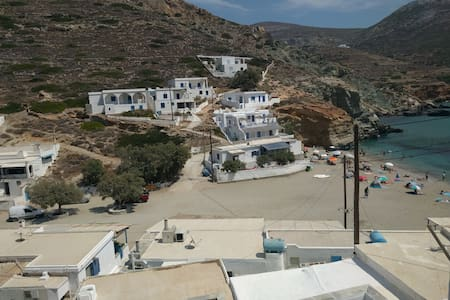 House in Agkali,Folegandros