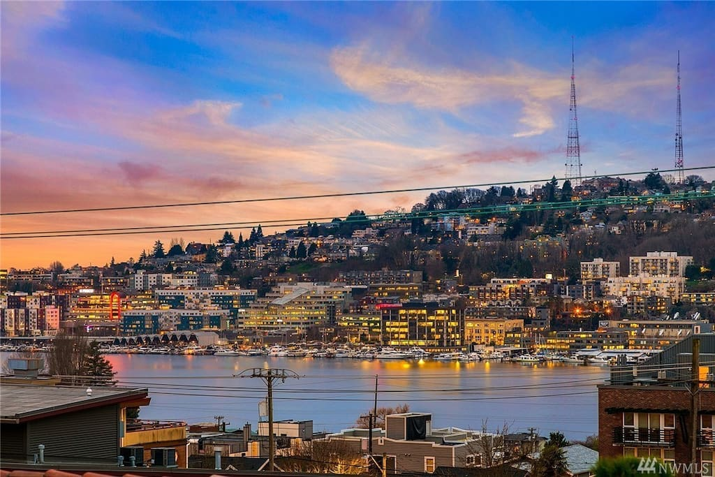 Lake Union View