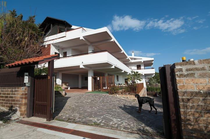 Bilocale Seychelles Paradiso a 4 Zampe - Montesilvano - Apartament