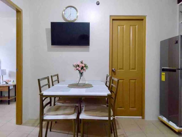 2-Bedroom Condo  for 5 People in Davao city