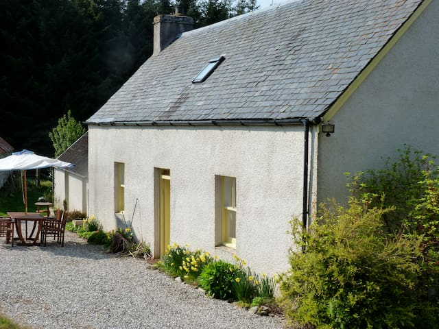 Traditional Highland Croft House And Land. - Abriachan - Rumah