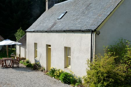 Traditional Highland Croft House And Land. - Abriachan