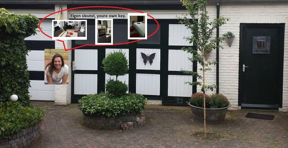 Welkom in Apeldoorn, one hour drive to Amsterdam. - Apeldoorn - Huis
