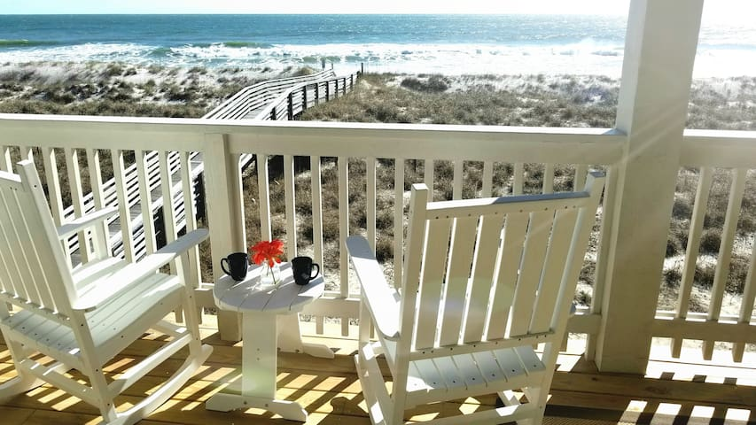 BRAND NEW CONSTRUCTION oceanfront condo w/ POOL!