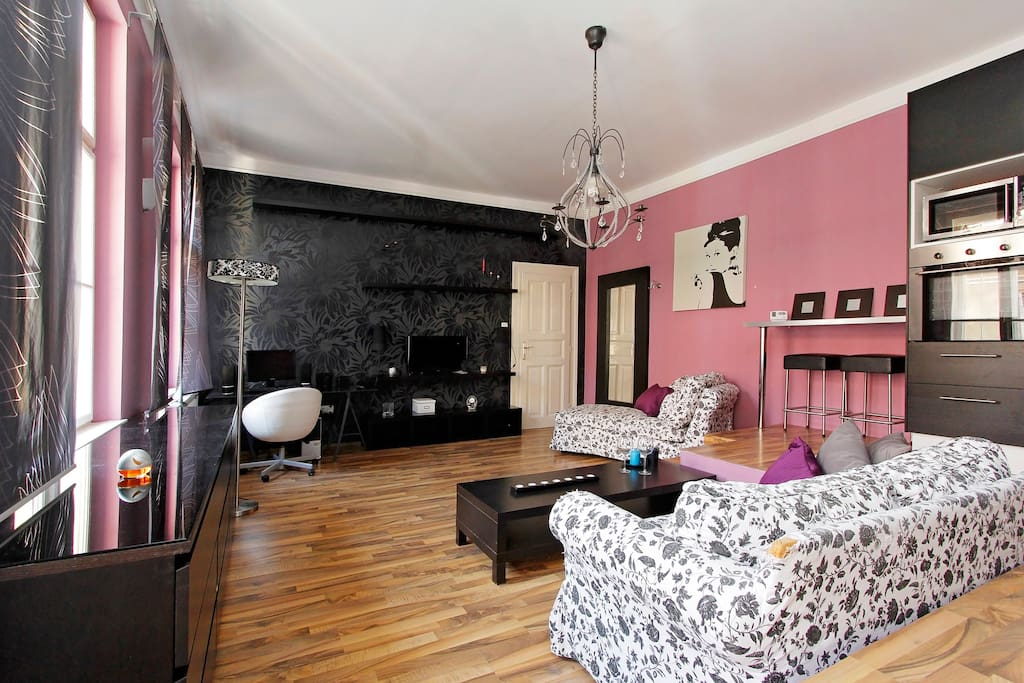 Fantastic Apt For Small Groups In The City Center Apartments For Rent In Budapest Budapest