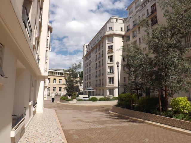 Studette 10 m2, bail mobilité, MOBILITY LEASE