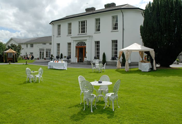 Springfort Hall Country House Hotel Mallow