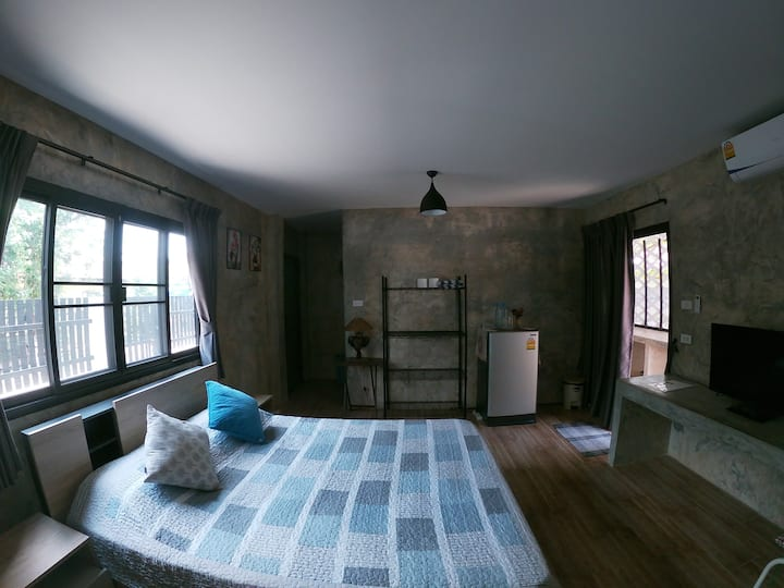 Private Cottage -Blue room