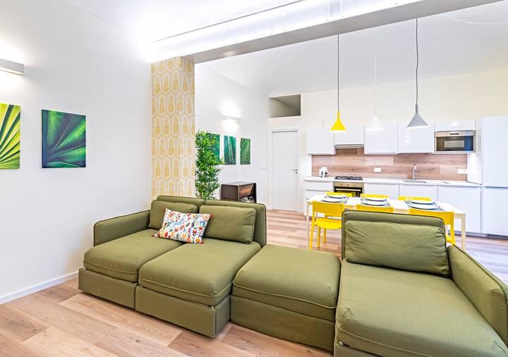 CITy Turin HUB Apartment
