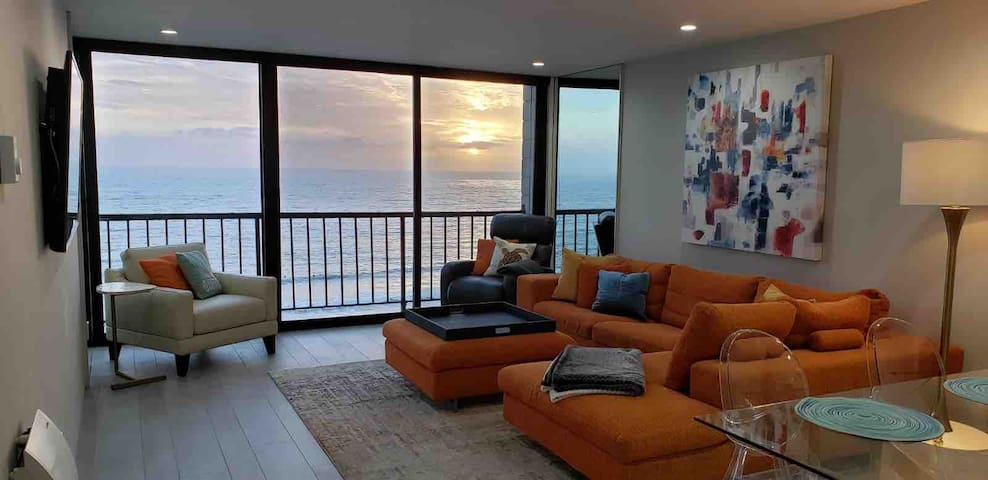 Beach Front Condo - Capri by the Sea - New Remodel
