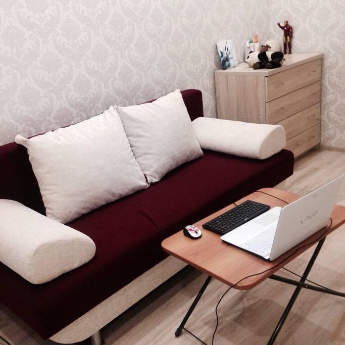 wohnungen zur miete in kazan 39 respublika tatarstan russland. Black Bedroom Furniture Sets. Home Design Ideas