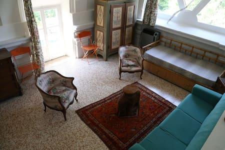 Bilocale in villa nel cuore della collina torinese - Arignano - Lejlighed