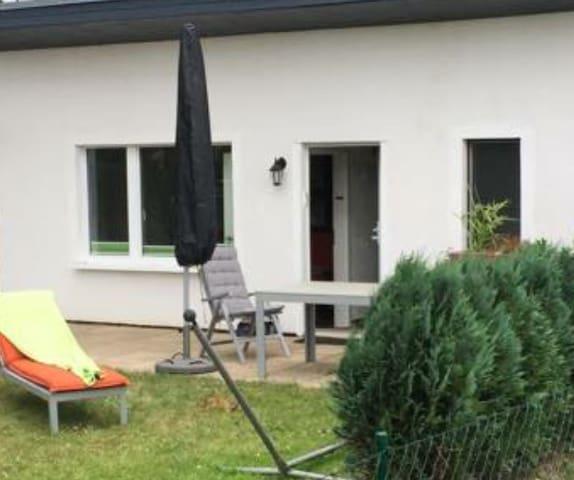 Super Ferienhaus in Stahlbrode / 3-Zimmer, 4 Gäste