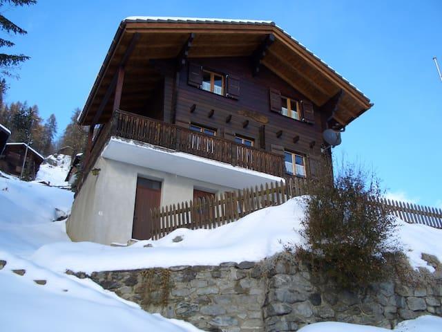 2 1/2 Zimmerwohnung  im Chalet Dorfblick