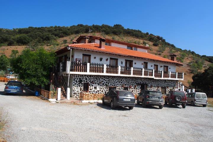 Cortijo Garín, un oasis en plena naturaleza - Torvizcón - Wohnung