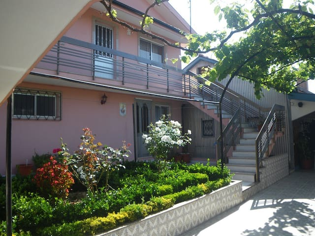 chambre (2) privée dans maison saisonnière - São Pedro da Cova - House