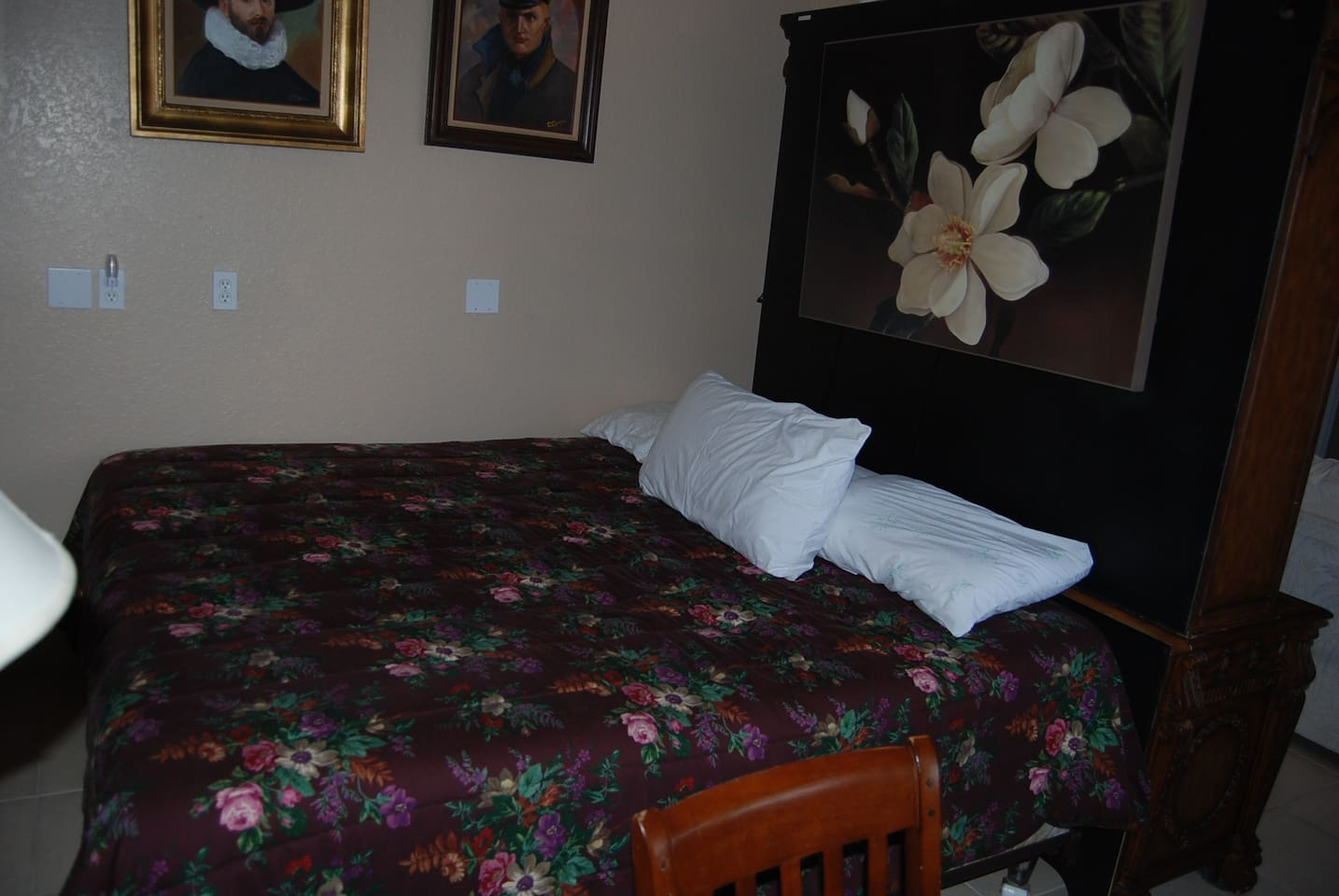 KING SIZE BED #2 HAPPY TRAILS