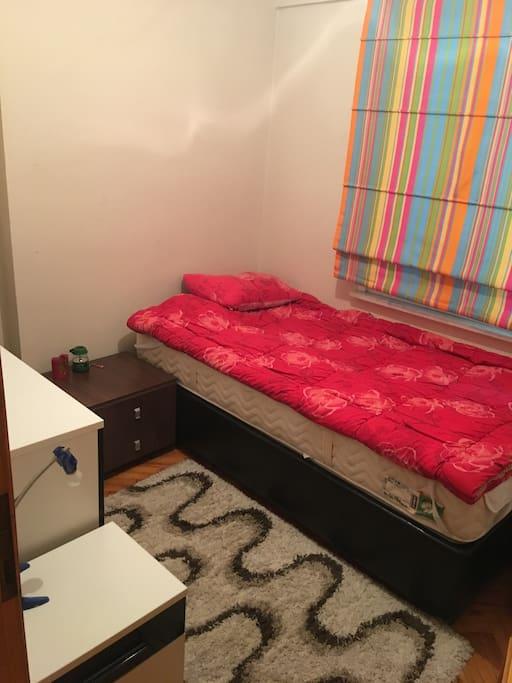 kişiye özel oda