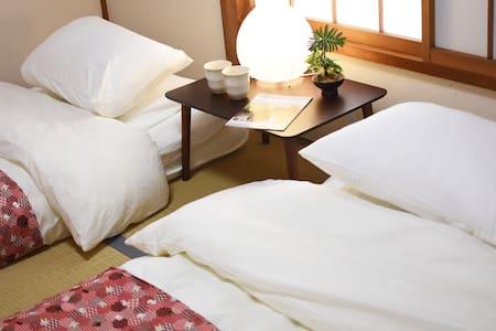 Osaka/Kyoto Traditional Japanese House 1-6 Guests! - Ōsaka-shi - Wohnung