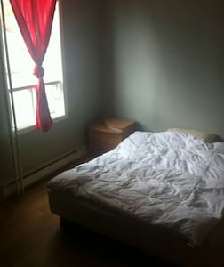 Chambre pres du centre ville - Trois-Rivières - Appartamento