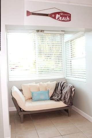 Bedroom two's daybed