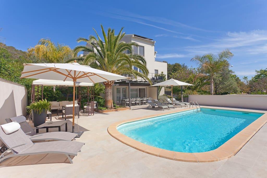Beautiful suite 39 olivo 39 maison d 39 h tes louer palma for Maison palma de majorque