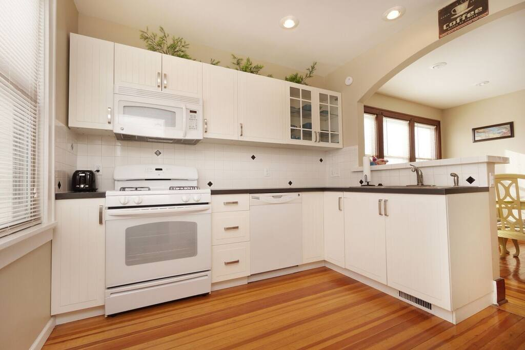 Kitchen counters for cooking