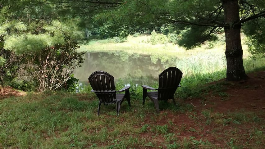 Affordable Private Bunkroom on 300 Acre Retreat - Spruce Pine - Jiné