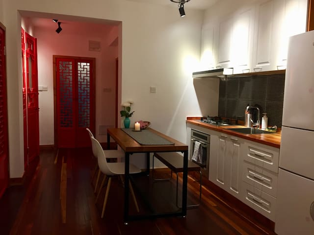Bright and Cozy French Concession Apartment