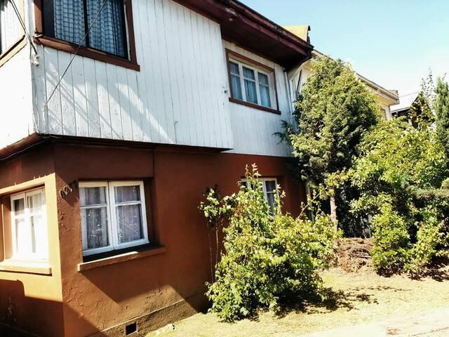 Habitación en sector centro de Temuco
