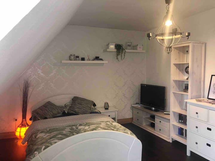 Cozy, low-budget apartment in the ♡ of RUHRGEBIET
