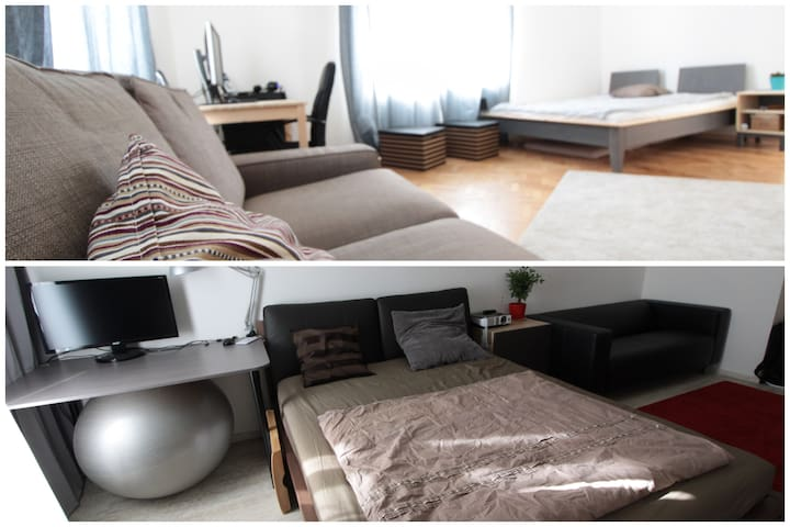 Comfortable cozy apartment near Prague castle - Praga