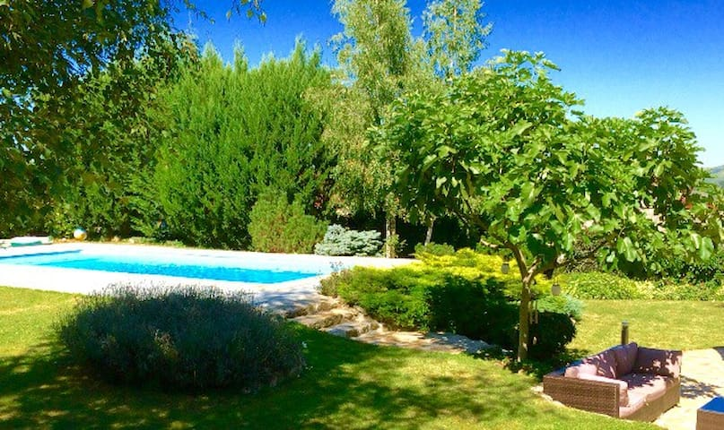 La Maison de Manolie, relax happy - Courcelles-Sapicourt - Penzion (B&B)