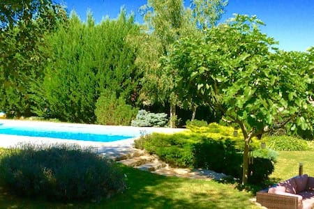 La Maison de Manolie, relax happy - Courcelles-Sapicourt