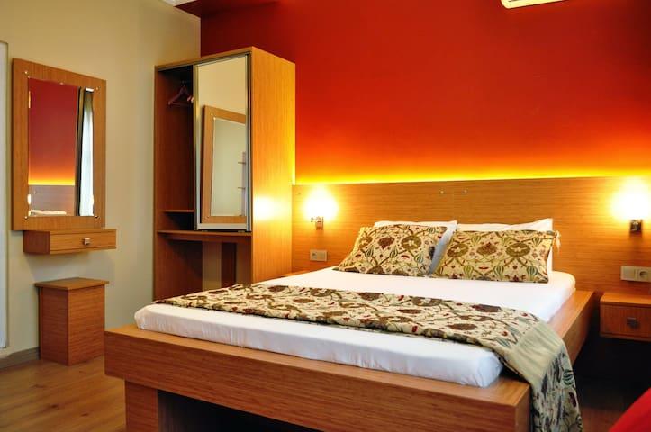 Private Double room, Antique Hostel