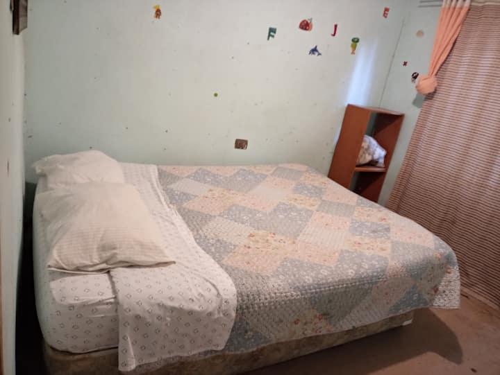 Habitación Cama queen, 1  persona en Niebla.