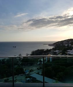 Spacious apartment at Ela Beach w/ Sea views - Port Moresby