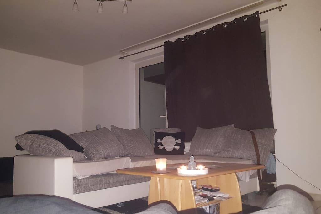 Wohnzimmer zum Wohlfühlen