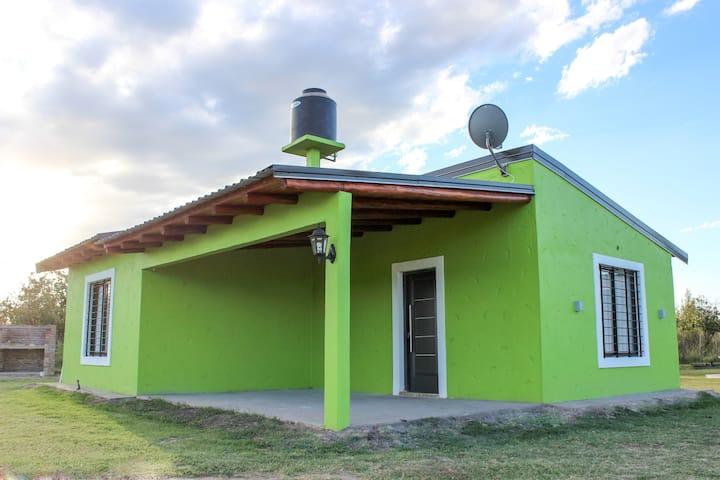 Cabañas en General Alvear Mendoza 6 personas