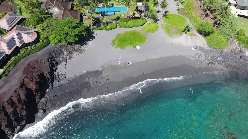 **5-STAR*** 2-BED Mauna Lani Golf & Beach Vacation