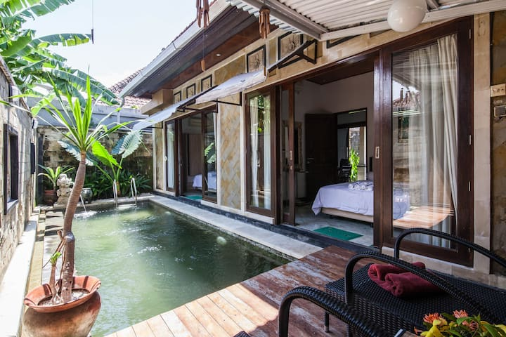 2BR With Private Pool - LONGTERM RENT in SANUR