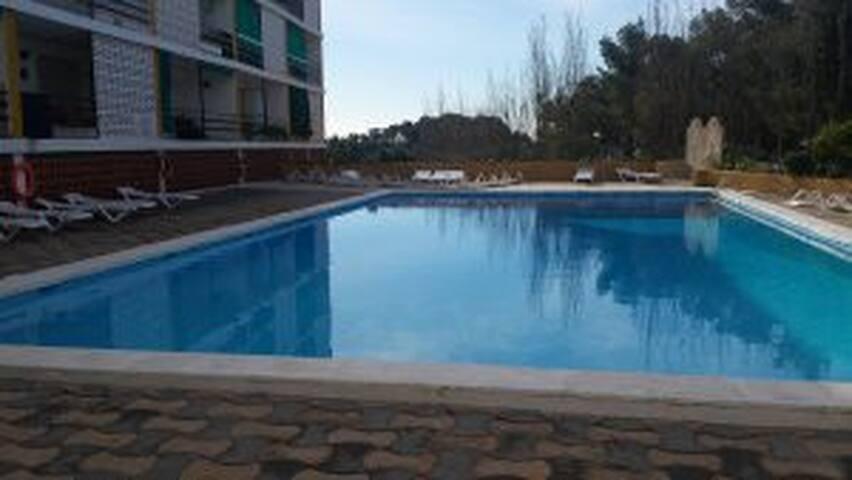 Cala Llevado 5 - Apartamento con piscina junto a la playa Cala Llevadó