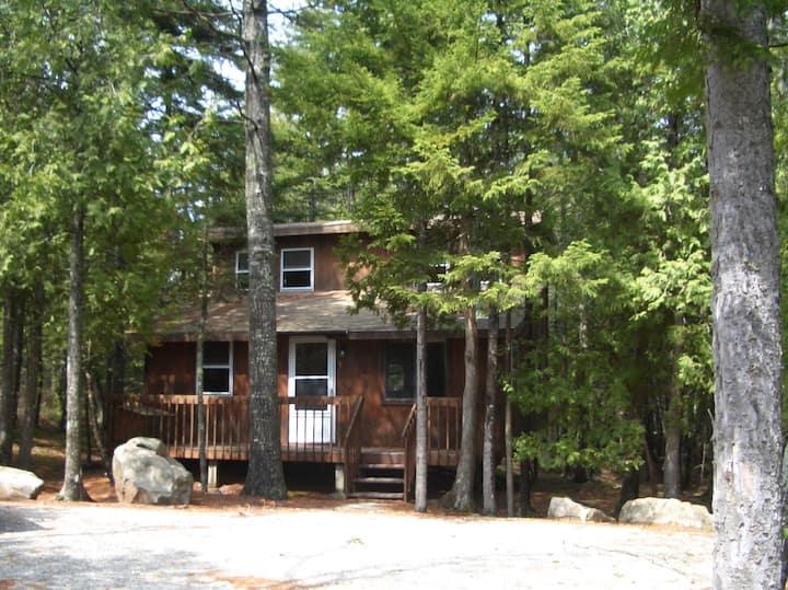 Birdhouse cabin in Acadia, 5 minute walk into town