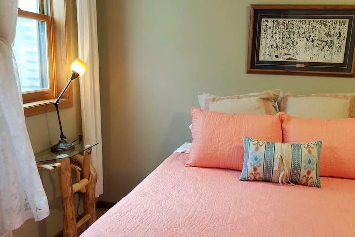Bedroom #grandmashouserapidcity