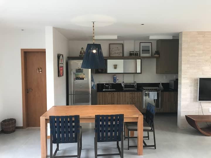110 square meters apartment