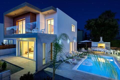 Villa Coral | Three Bedroom Villa with Private Swimming Pool