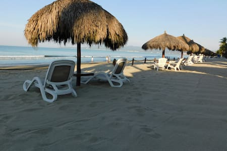 Private Beach and Lovely Pool - Nuevo Vallarta